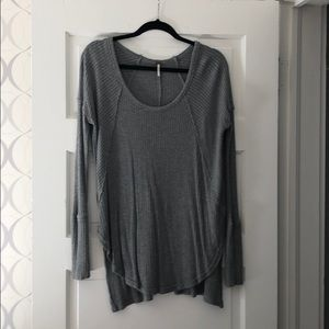 Free People Henley shirt